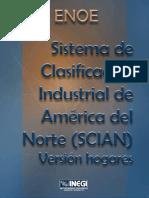 Catalogo SCIAN