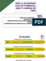 Introduccion BPF, Trazabilidad y Cadena de Frio Rio Negro 040512