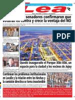 Periódico Lea Miércoles 01 de Agosto Del 2018