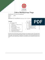 283155 Pancha Mahapurusha Yoga