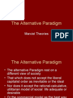 Marxist Theories of Communication