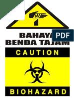 Label Safety Box