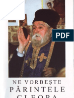 (Ilie Cleopa) Ne Vorbeste Parintele Cleopa. Indrumari Duhovnicesti (13)