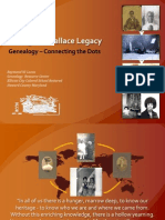 Genealogy - Black Wallace Legacy