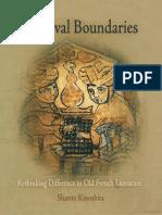 Sharon Kinoshita - Medieval Boundaries (2006) Google