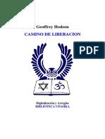 CAMINO DE LIBERACION  Hodson Geoffrey.pdf