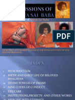 Life & Missions of Sri Sathya Sai  Baba (1).pptx