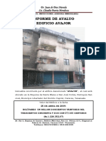 Avaluo Edificio Avajor Definitivo