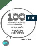 100 ideas para aprender versiculos.pdf