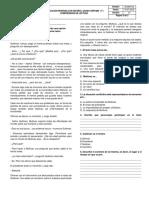 Evaluación Periódica (II)