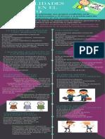 Mecanismos de Resolución de Conflictos Infografia
