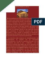 Historia de Los Derechos Reales en Roma