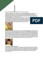 Dibawah Ini Adalah Beberapa Foto Pahlawan Indonesia Beserta Sejarahnya