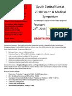 2018 Esf8 Symposium Flyer
