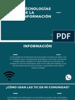 Técnologías de La Informacion