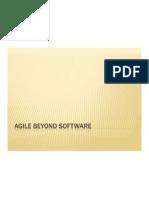 Scrum Beyond Software
