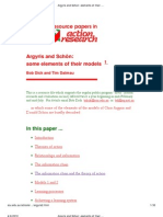 Argyris and Schon_ Theories of Action