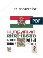 Modern Monarchist Issue 2, The Hungarian Mini-Issue