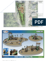 Puget Ridge playground design