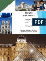 French Basics - Vol 01 Less 01-15