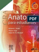 anatomía para estudiantes