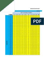 Base Datos Para Ingresar Datos de Cuestionarios UESalinas