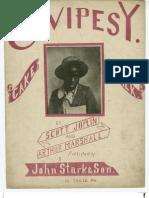 Scott Joplin - Swipesy Cakewalk