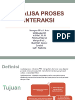 326090419 Analisa Proses Interaksi Ppt