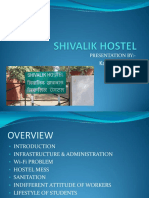 Shivalik Hostel