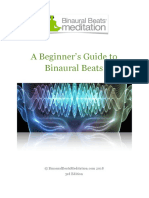 Binaural Beats User Guide