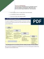 SDLC Processes&Methodology