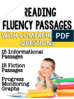 Fluency Passages P1