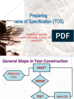 tableofspecificationpreparation-170812124918