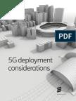 5g Deployment Considerations