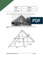 Item Boleh Edar PISA - Matematik Tingkatan 3
