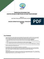 Buku VI Matriks Penilaian Anestesiologi Dan Terapi Intensif 24 MEI 15