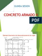 Sesion 2 Concreto Armado II