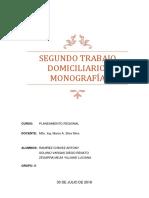 Conferencia Magistral Dinámicas Territoriales Ordenamiento y Desarrollo Territorial