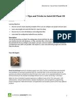 Plant3d helps.pdf