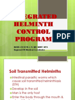 Power Point Integrated Helminth Control Program