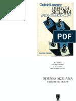 51 Defensa Siciliana - Variante del Dragon - nueva versión.pdf