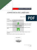 Laminado - Cevicheria Piscis