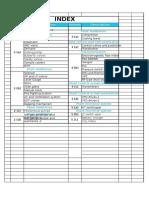 O&M Index _Sample