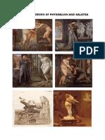 Pygmalion and Galatea Story