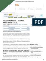 Cara Membuat Rumus Kwitansi Excel - Blog Tutorial Microsoft Excel.pdf