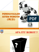 Perekayasaan Sistem Robotik 1.1a
