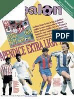 Don Balon Apéndice Extra 1990-1991