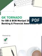 Gk Power Capsule Sbi Po Clerk Mains Bob Rbi Grade b Exams