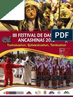 REVISTA+III+FESTIVAL+ANCASH+2012