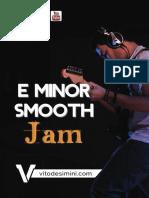 TAB_E Minor Smooth Jam